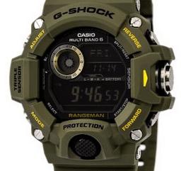 image of G-Shock Rangeman Master Of G Series