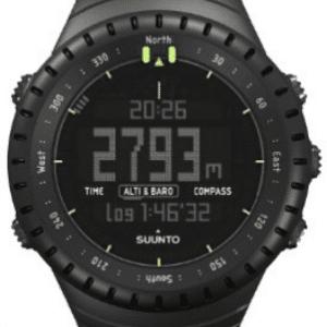 image of Suunto Core Sport Watch: All Black