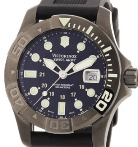 image of Victorinox Swiss Army Men's Dive Watch