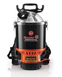 image of Hoover Commercial C2401 Shoulder Vac Pro Backpack Vacuum