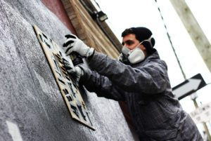 Spray painting is more than just using cans