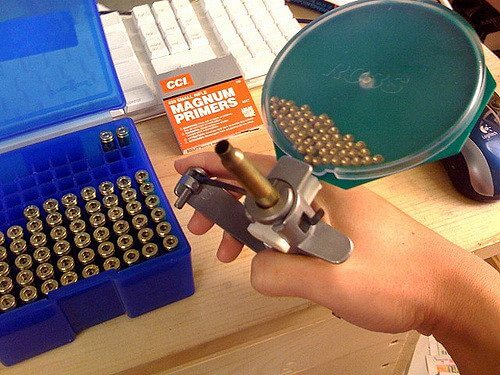 Investing in reloading equipment can save you many thousands of dollars.