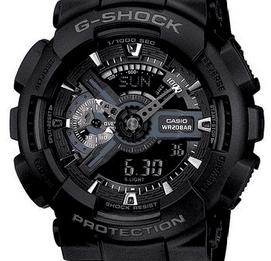 image of G-Shock GA110-1B Military Series Watch