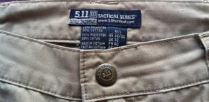 Tactical pants - now for everyday wear