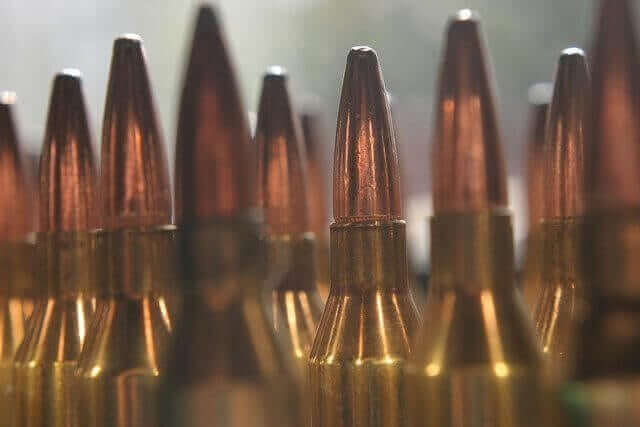 Many competitive shooters reload ammunition to optimize for accuracy.
