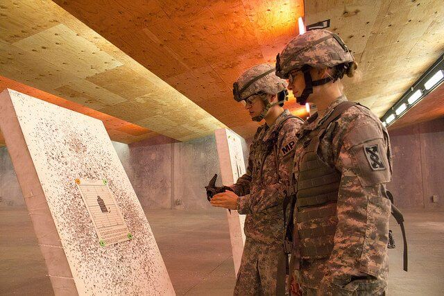 Tactical training courses are for men and women
