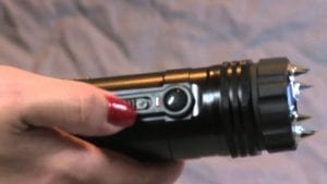 Taser probes and electrodes