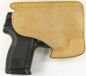 Tan pocket holster