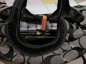 Image of Coach purse