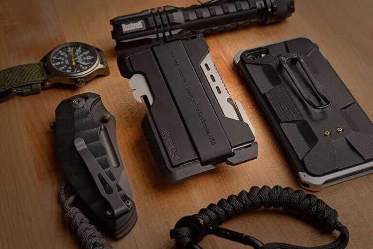 Django Tactical Wallet