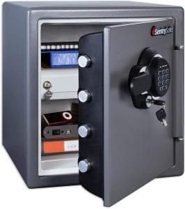 SentrySafe SFW123GDC